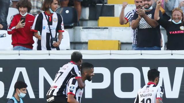 Primeiro escândalo na Taça: Varzim tomba Marítimo da marca dos 11 metros