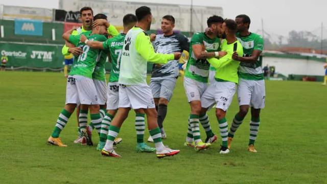As 32 equipas apuradas para a quarta eliminatória da Taça de Portugal