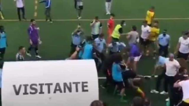 Olímpico Montijo e Vitória FC B com visões diferentes da atuação da PSP