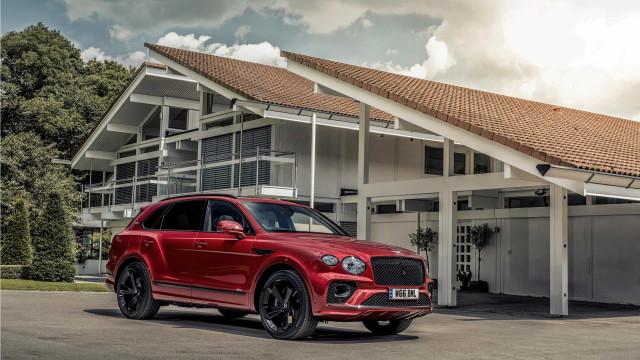 Bentley Bentayga Hybrid já tem preços para Portugal