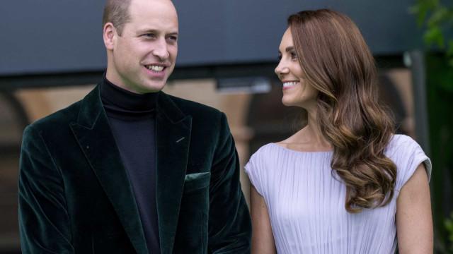 O feito de William: Visual foi mais comentado que o de Kate Middleton