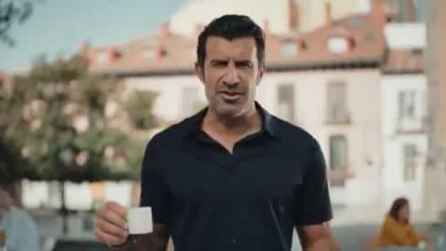 Figo é um dos rostos de campanha da UEFA contra as alterações climáticas