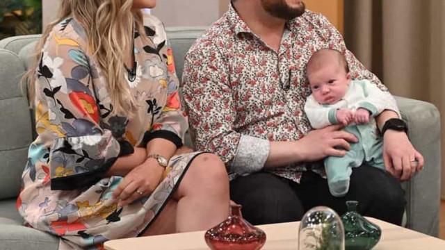 Tatiana Oliveira e Bruno Fernandes revelam que filho tem doença rara