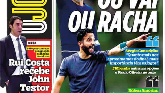 """Por cá: Sporting e FC Porto obrigados a mudar """"o chip"""" na Champions"""