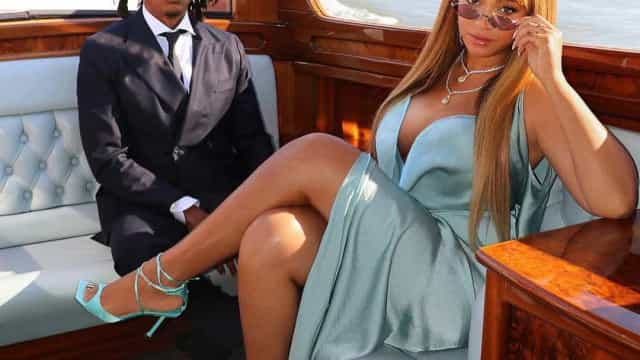 Beyoncé mostra look deslumbrante usado para casamento em Veneza