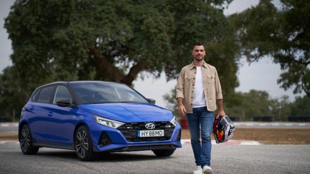 Hyundai lança o 'i20 Miguel Oliveira'. Edição tem apenas 88 unidades