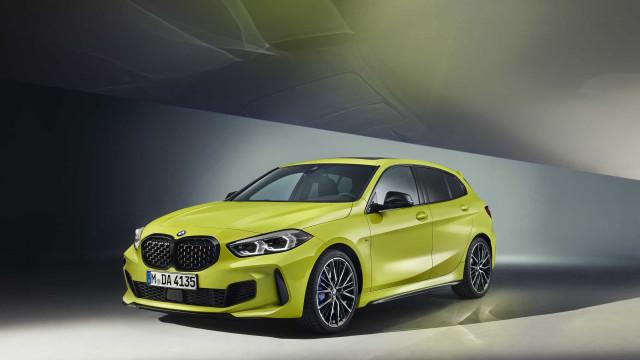 BMW M135i xDrive recebeu novas atualizações. Saiba tudo