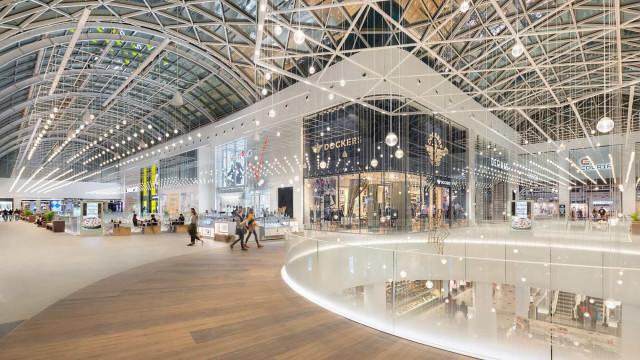 """CBRE """"é a maior gestora de centros comerciais"""" em Portugal e Espanha"""