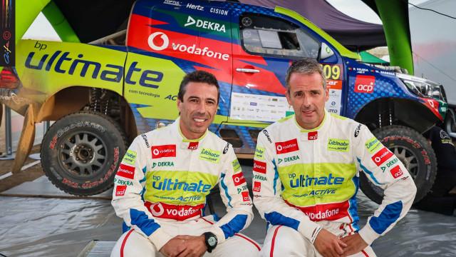 Piloto português Miguel Barbosa confirma ida ao Dakar'2022