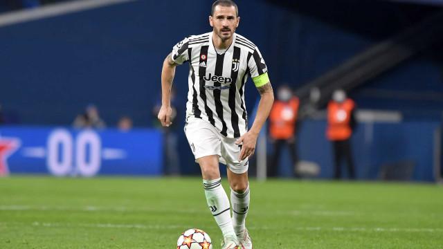 """Capitão da Juventus: """"CR7? Estamos a redescobrir a humildade..."""""""