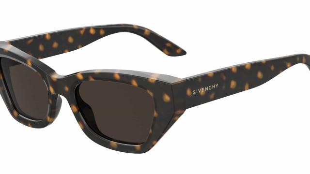 Óculos sofisticados e muito femininos (as sugestões da Givenchy)