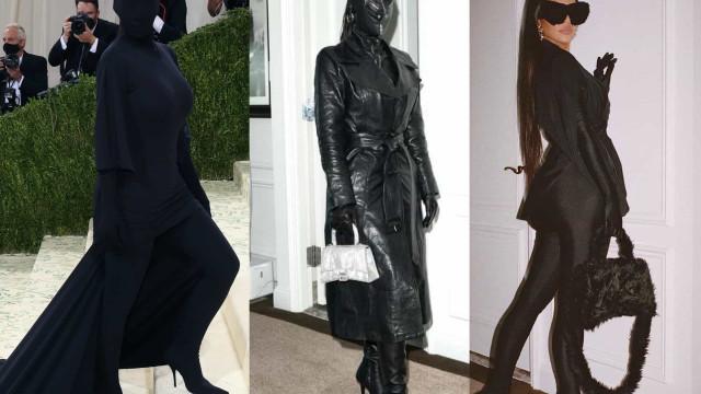 Kim Kardashian completa 41 anos. A família a as novas 'tendências'