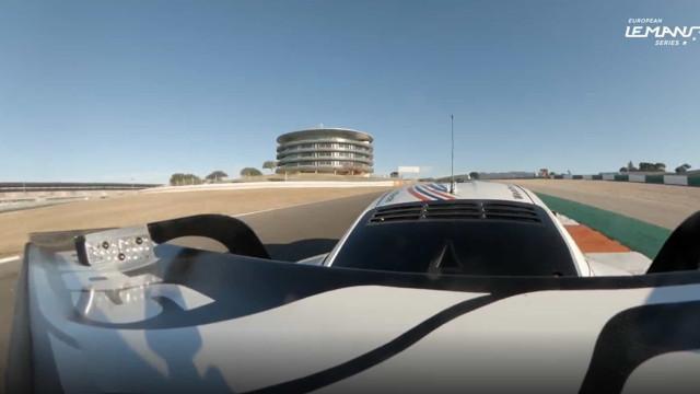 Já se roda no Autódromo do Algarve. Veja o onboard do Porsche 911 RSR-19