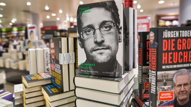 """Snowden: """"Se enfraqueceres a encriptação, haverá pessoas a morrer"""""""