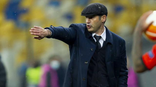 Paulo Fonseca impressionou e Newcastle quer oferecer salário milionário