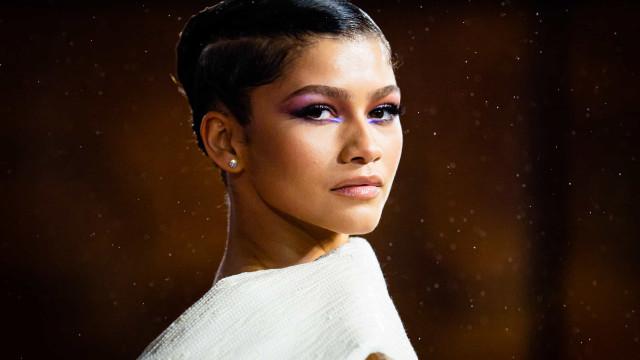 Este visual de Zendaya na estreia de 'Dune' vai ficar para a história