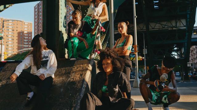 H&M junta-se à NO FEAR, a marca de skate icónica dos anos 90