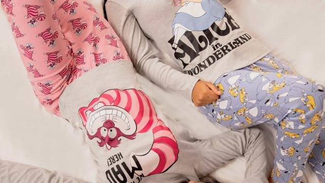 Tezenis x Disney: Eis os pijamas que vamos querer usar nos próximos meses