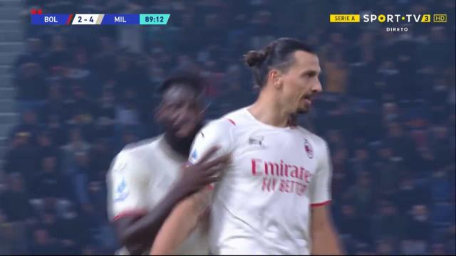 Ibrahimovic marcou autogolo mas redimiu-se com golaço... na baliza certa
