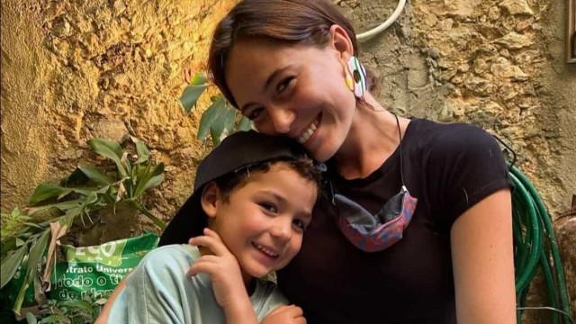 Filho de Ana Marta Ferreira estreia-se como ator na série 'O Clube'
