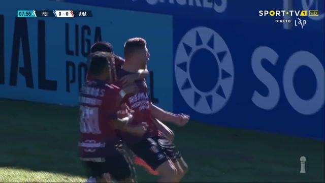Há um goleador à vista na II Liga: Paulinho fez nova vítima