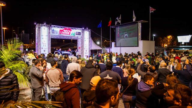 Rally de Lisboa: André Cabeças saiu vencedor da 1.ª edição
