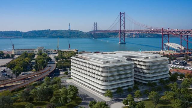 Investimento de 125 milhões em novo projeto de escritórios em Lisboa