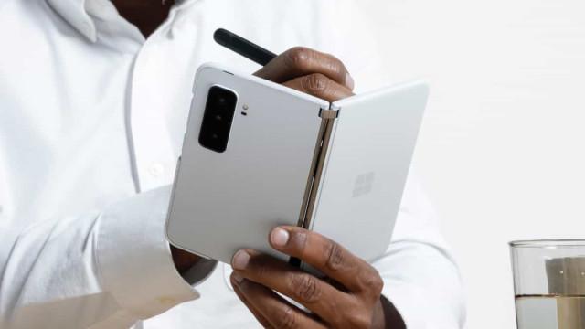 Microsoft Surface Duo 2. Veja o que a câmara é capaz de fazer