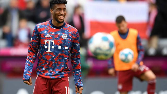 Bayern coloca à venda umas das 'pérolas' do plantel
