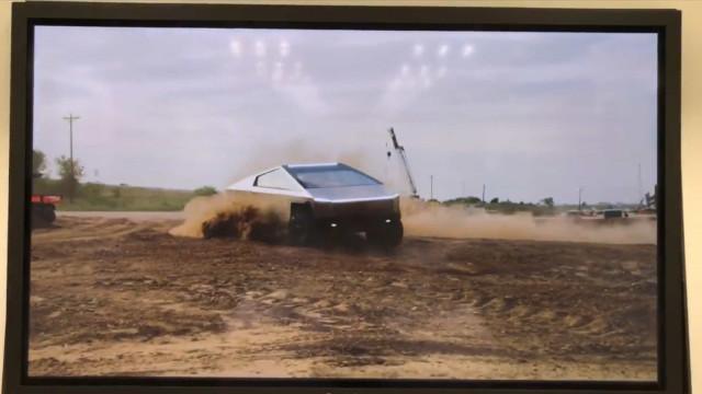Ainda sem previsão de chegada, Tesla Cybertruck mostra-se em novo vídeo