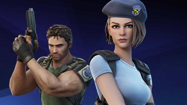 'Fortnite' tem novos convidados de 'Resident Evil'