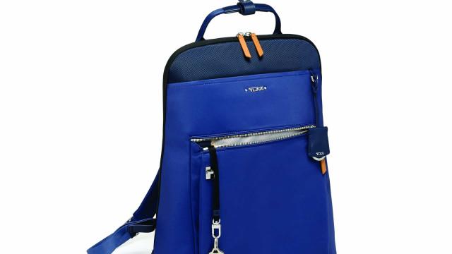 A nova coleção da Tumi vai deixá-lo cheio de vontade de usar mochilas