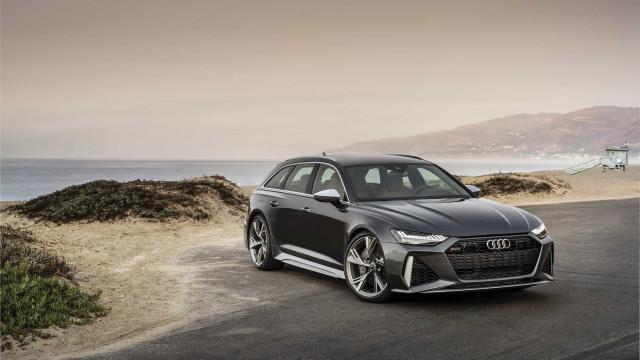 A nova 'bomba' da Audi comprada pelo ex-Benfica Raul de Tomas