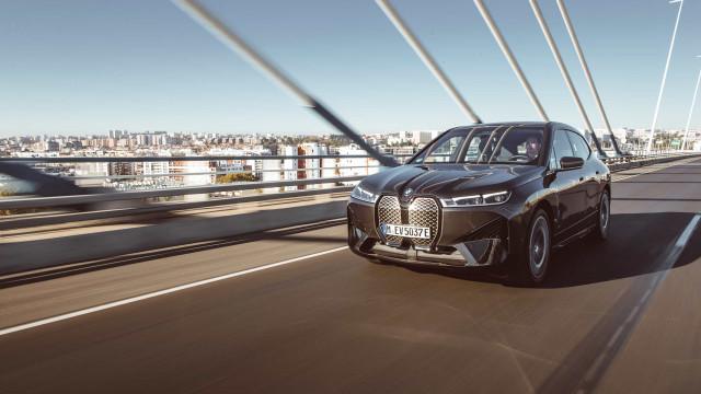 Fomos conhecer o BMW iX, o novo SUV elétrico da marca alemã