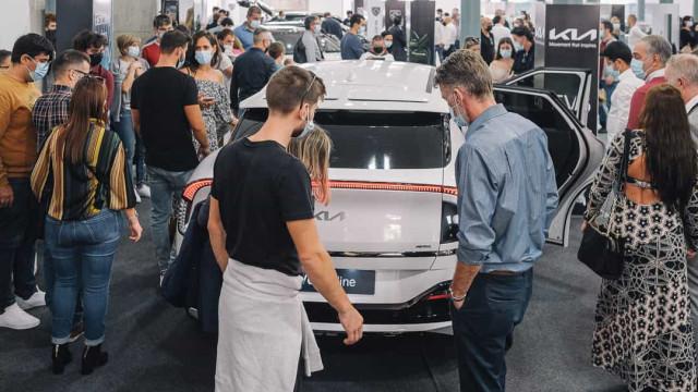 Salão do Automóvel Híbrido e Elétrico teve mais de 19 mil visitantes