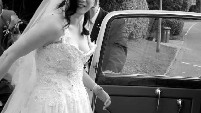 Descobre cancro durante prova do vestido de noiva antes do casamento