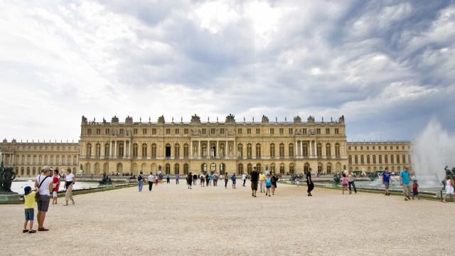França. Palácio de Versalhes foi transformado em hotel de luxo