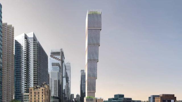 Nova Iorque. Será este o 1.º arranha-céus construído por afro-americanos?