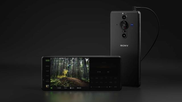 Sony apresentou novo topo de gama, o Xperia Pro-I. Veja as imagens