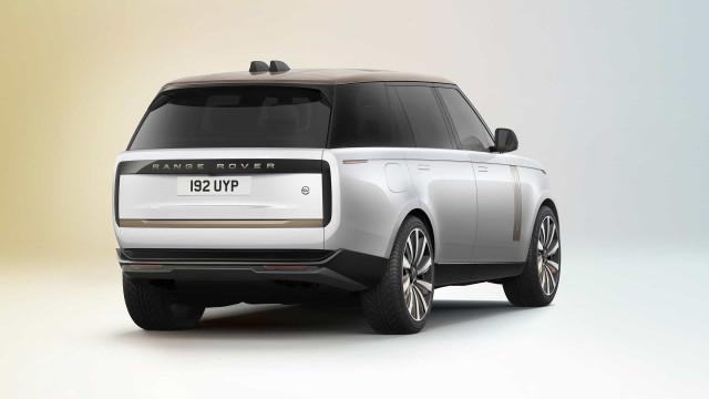 Novo Range Rover apresentado ao mundo. Todas as novidades
