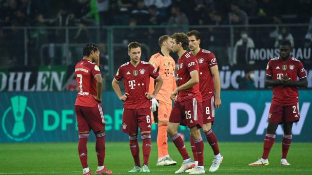 Atenção, Benfica: Bayern esmagado (sim, leu bem) e fora da Taça