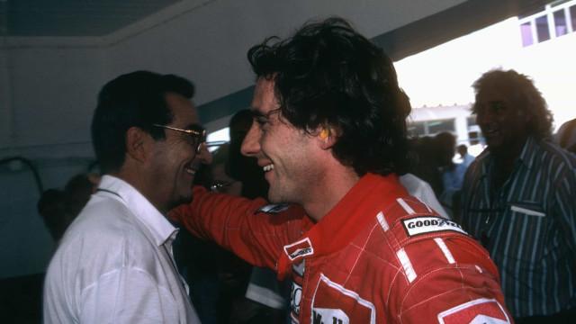 Morreu Milton da Silva, pai de Ayrton Senna