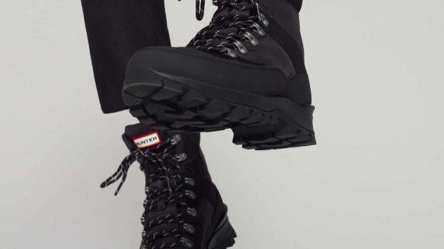 Hunter Commando Boots. As botas mais icónicas de sempre estão de volta