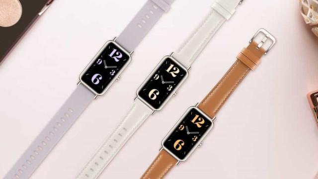 Huawei lançou um novo relógio de menores dimensões
