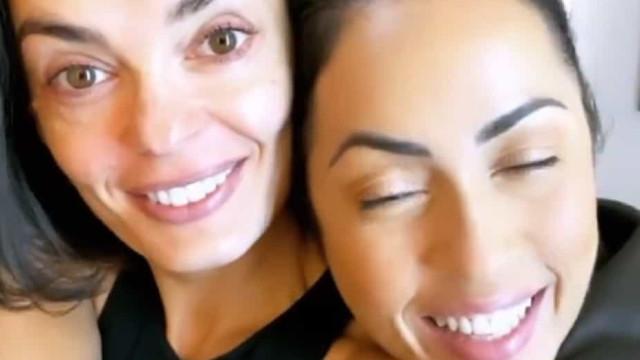 Débora Monteiro e Melânia Gomes despedem-se de 'Amor Amor'