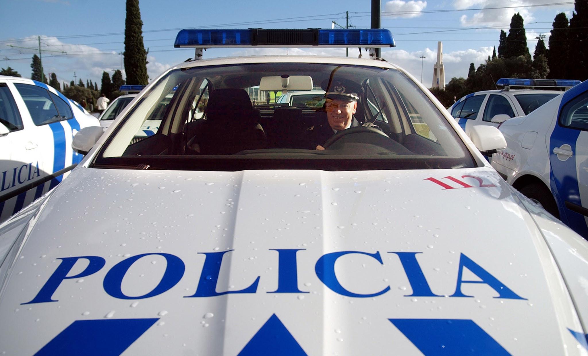 PSP vai investigar divulgação de fotografias da detenção de fugitivos