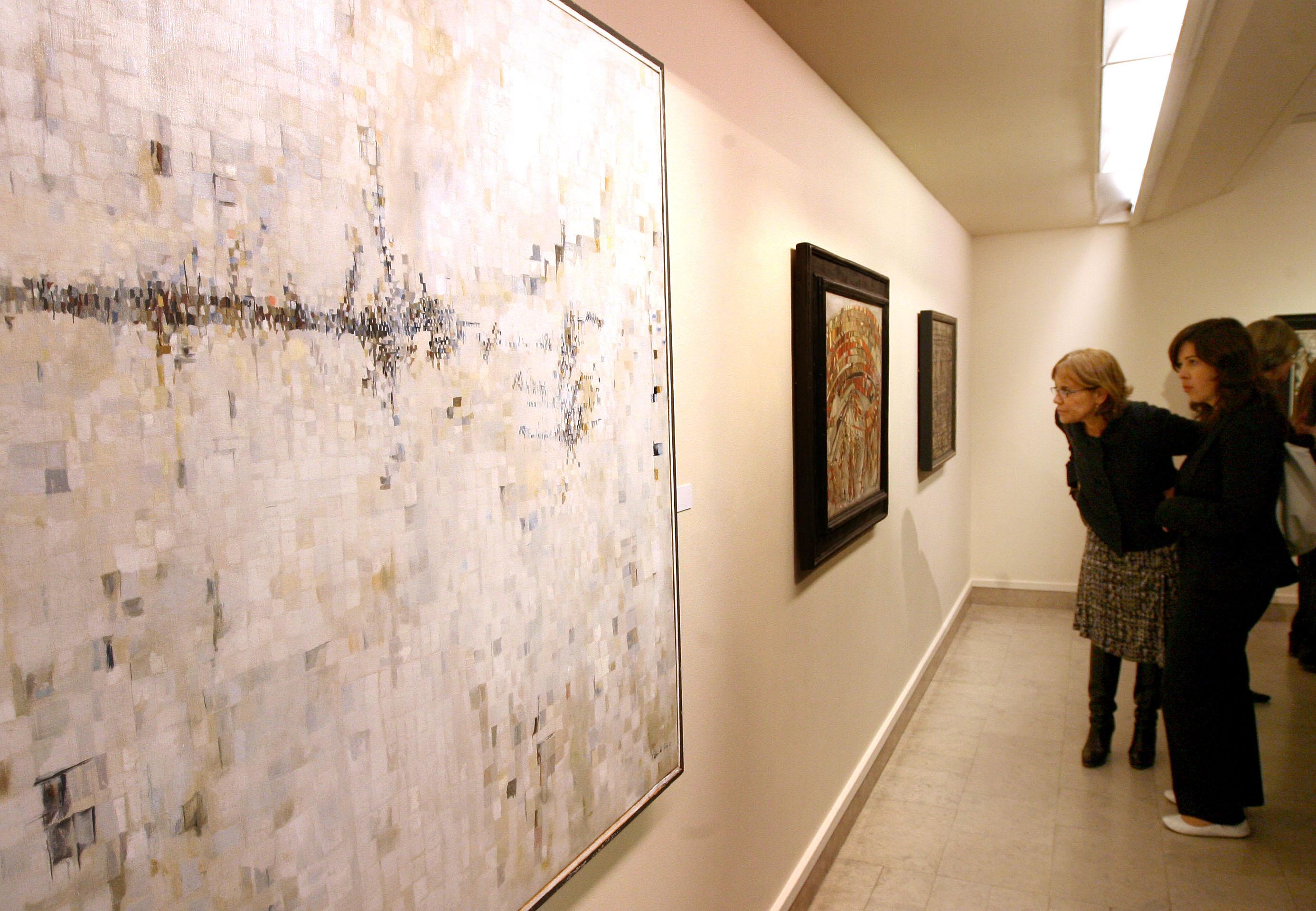 Aquisição de seis obras de Vieira da Silva marcaram história do museu