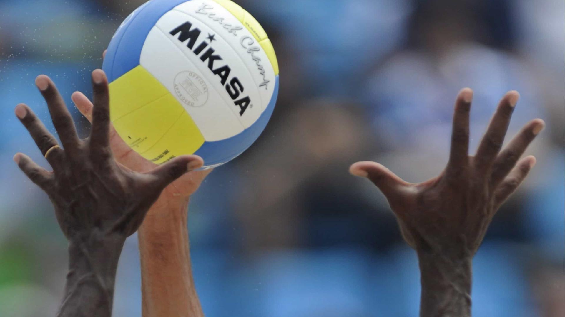 Europeu de voleibol de praia de sub-20 agendado para 9 a 13 de setembro