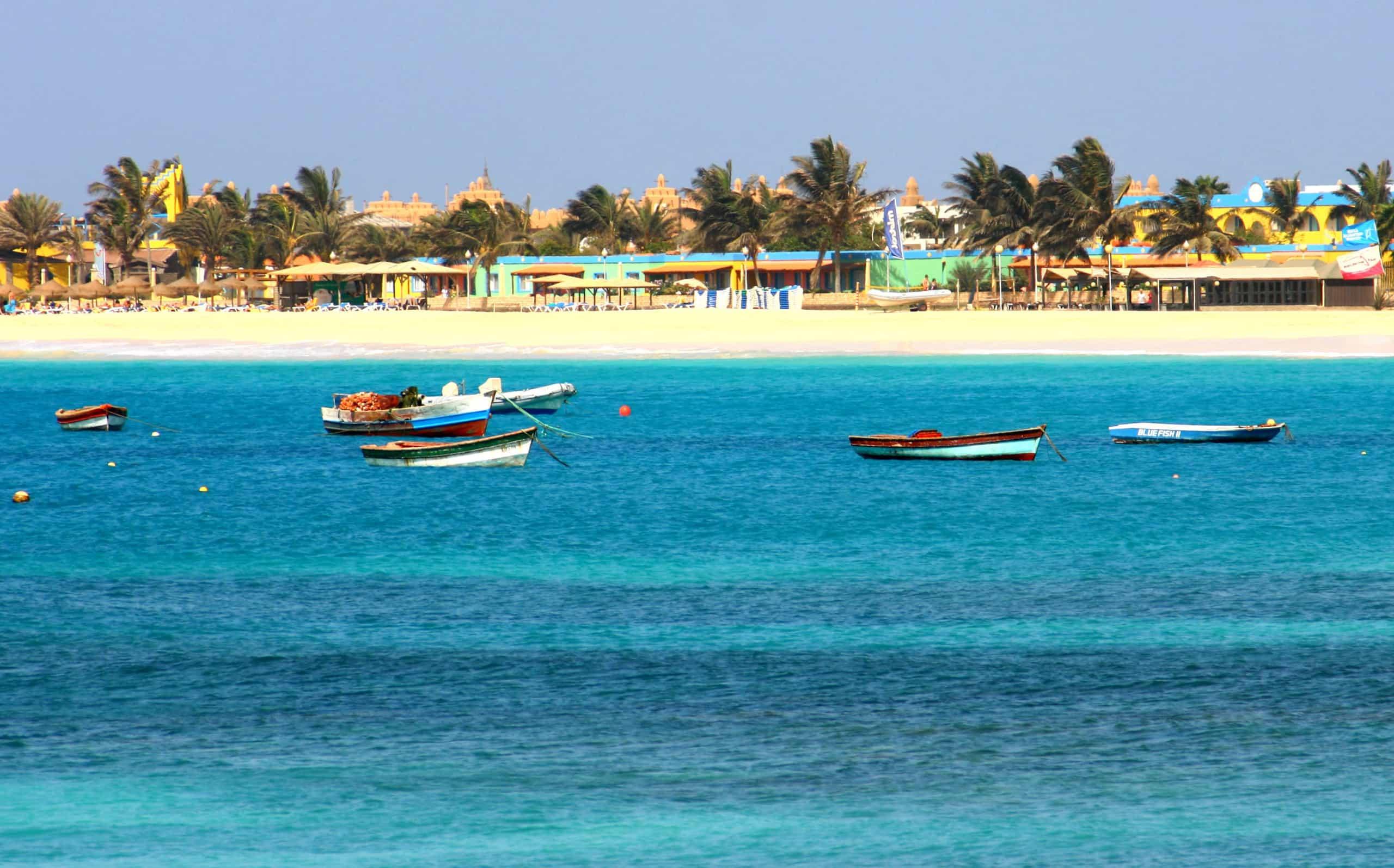 Ilha cabo-verdiana do Sal com capacidade para 750 mil turistas em 3 anos