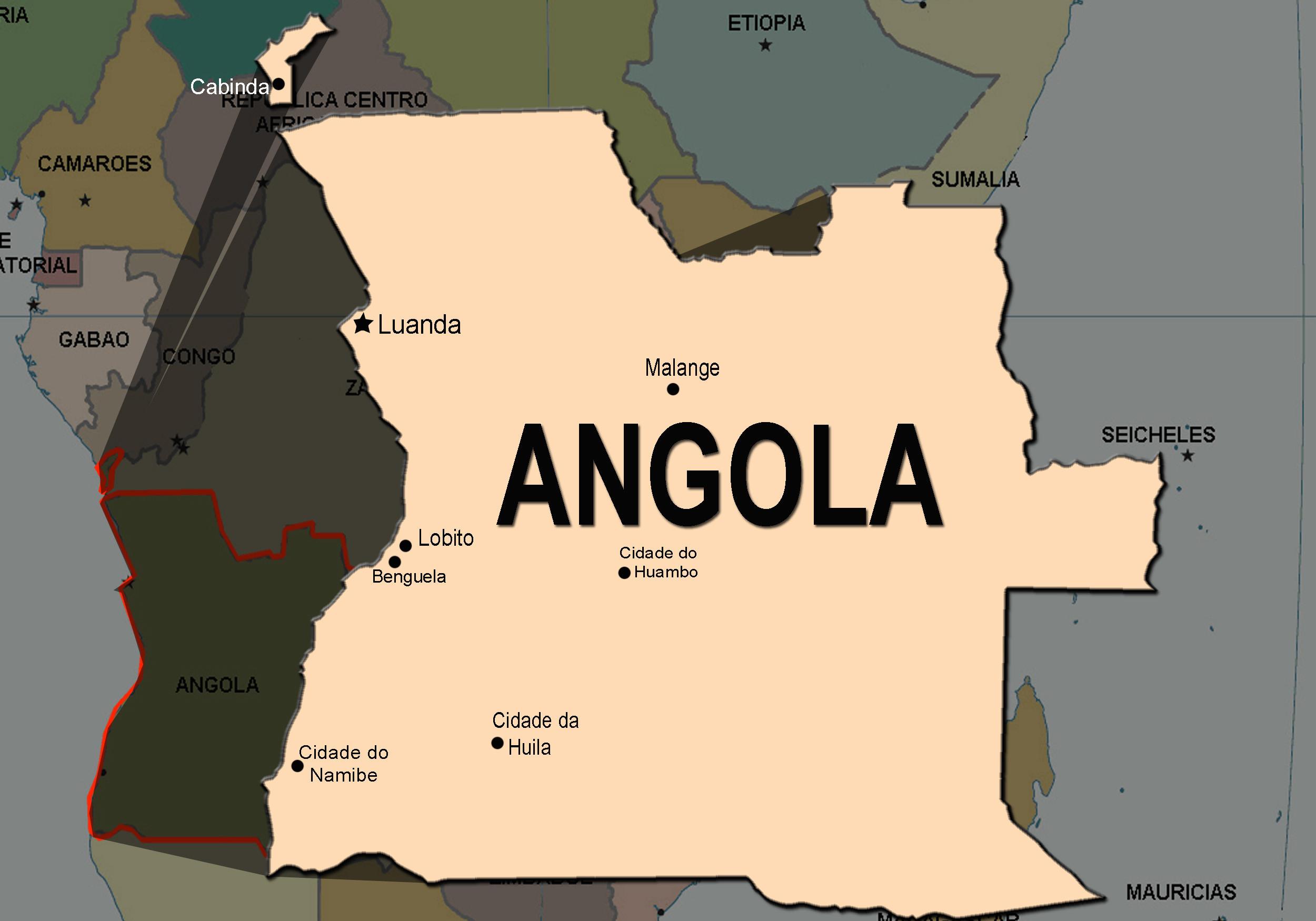 Mais de 1.200 cidadãos estrangeiros expulsos de Angola na última semana